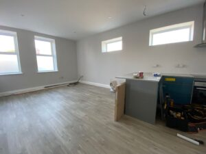 Second Floor Apartment, Minster House, York Road